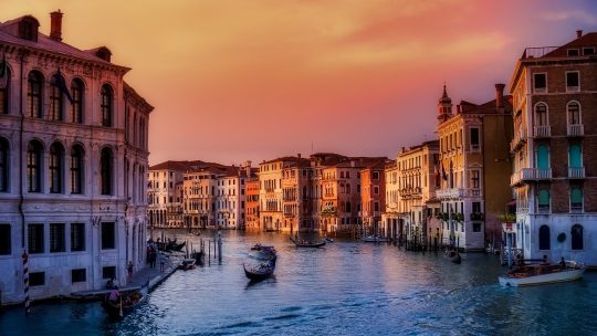 Vier de vakantie in Italië!